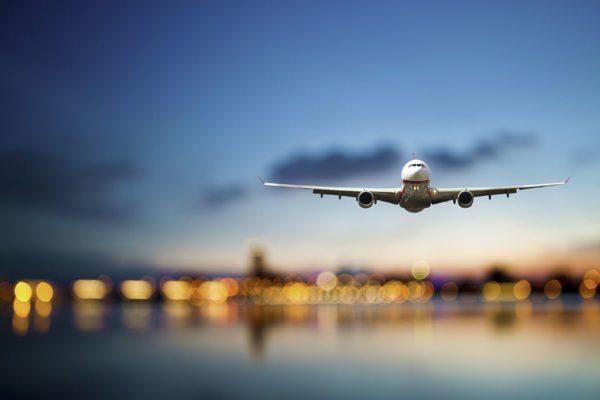 Flugzeug - Anreise zur Pension Waldheim in Mauterndorf