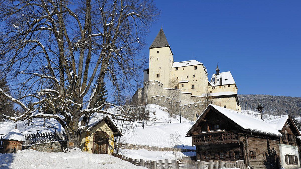 Burg Mauterndorf - Winterurlaub in Mauterndorf, Salzburger Lungau