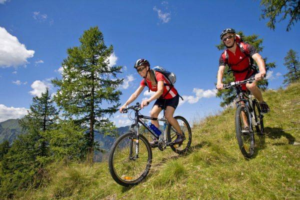 Mountainbiken im Salzburger Land