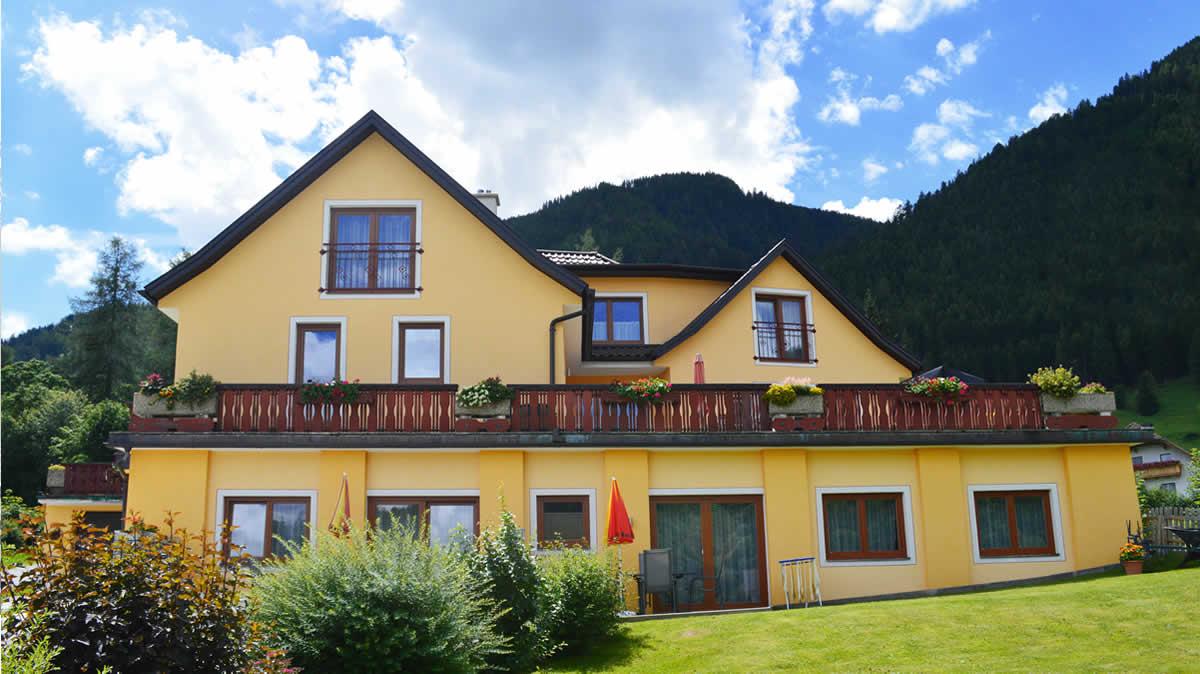 Pension Waldheim - Ferienwohnungen in Mauterndorf, Lungau