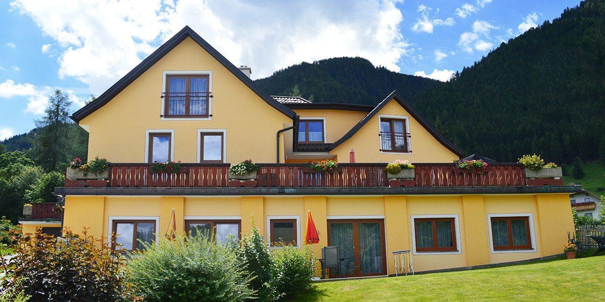 Pension Waldheim - Zimmer & Ferienwohnungen in Mauterndorf