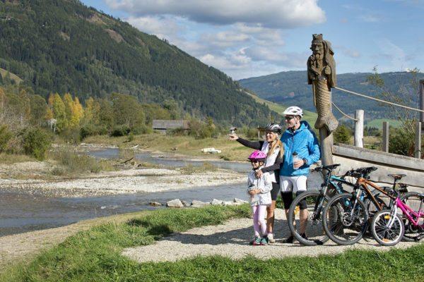 Radfahren - Sommerurlaub im Lungau
