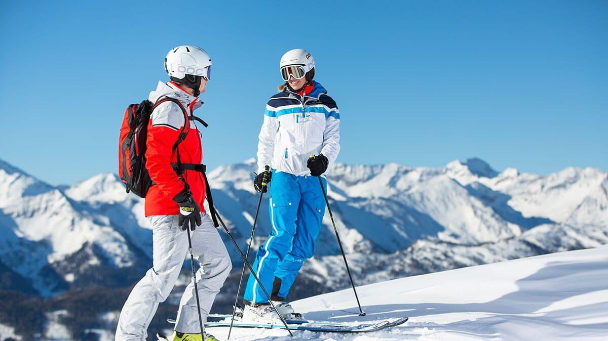 Skifahren - Skiurlaub in der Ferienregion Salzburger Lungau
