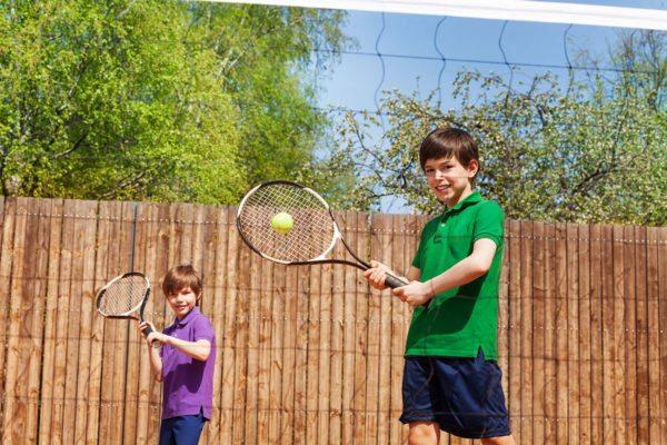 Tennis - Sommerurlaub im Lungau