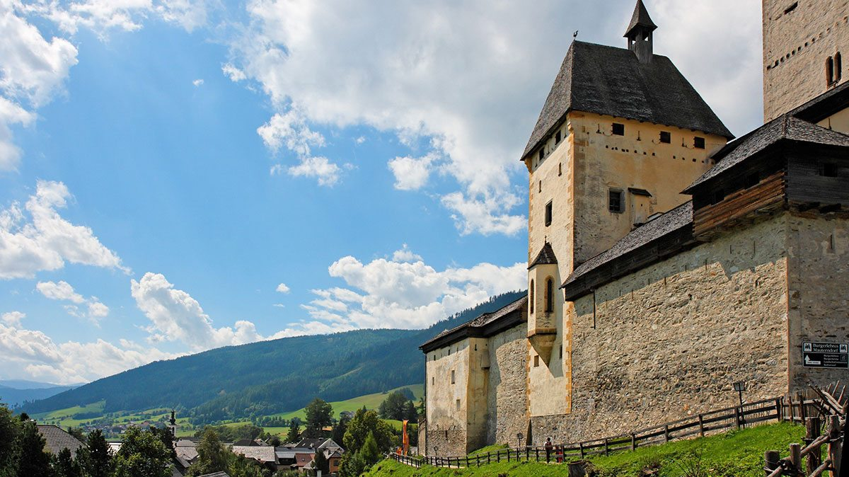 Urlaub in Mauterndorf - Salzburger Lungau