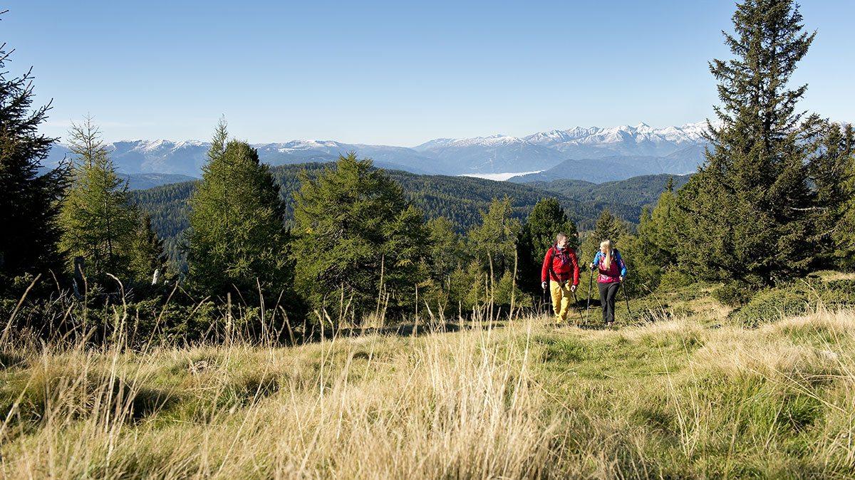 Wandern - Sommerurlaub im Lungau, Salzburger Land